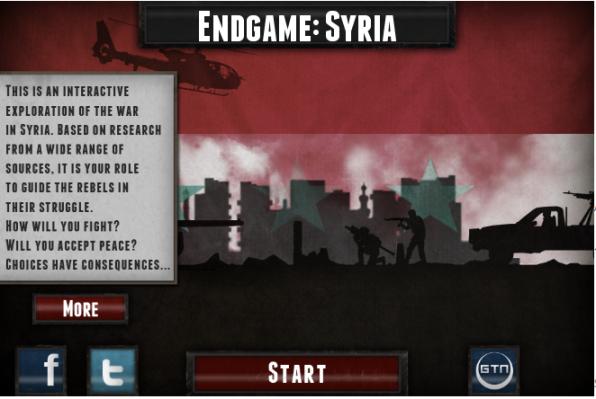 """Screencap from """"Endgame: Syria""""."""