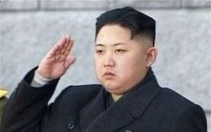 Kim Jung-un.