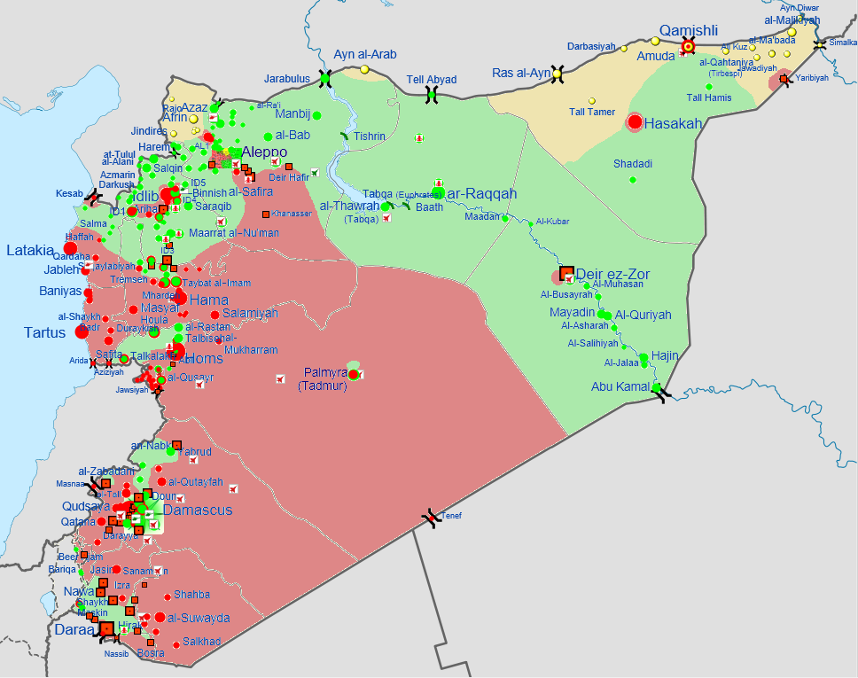 constructivism and the syrian civil war The beginning of the civil war in syria, russia played the key role in the  while  constructivist theory supports the argument that russian.