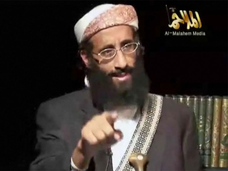 Former al-Qaeda in the Arabian Peninsula leader Anwar al-Awlaki. By Magharebia.