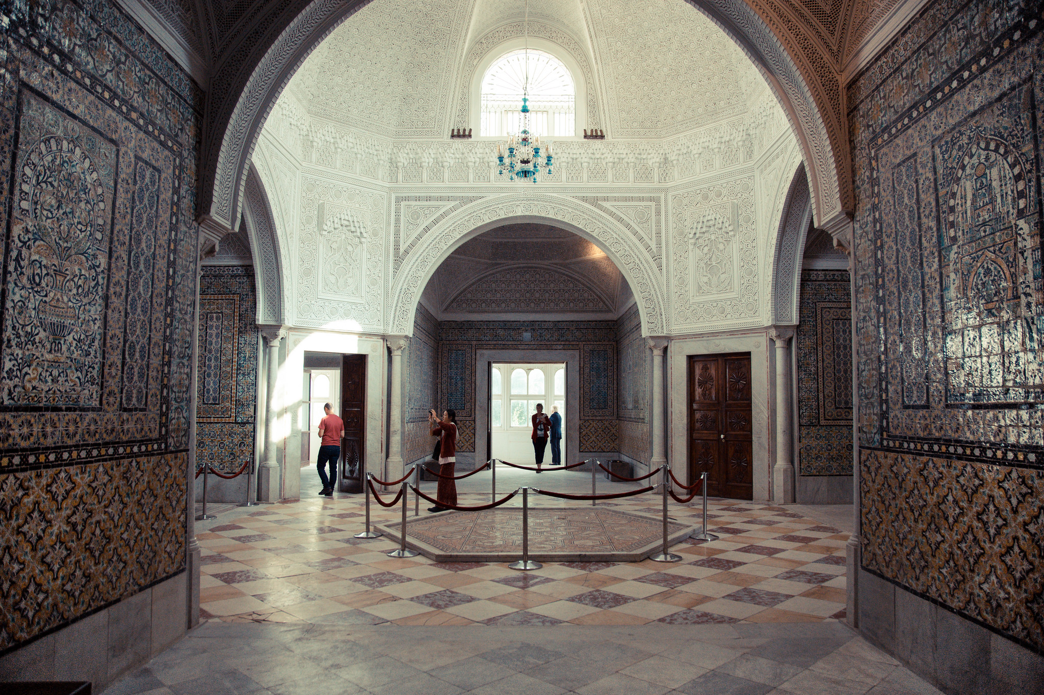 The Bardo National Museum in Tunis, which was the site of an attack on tourists by armed men. By Hsen Bergaoui.