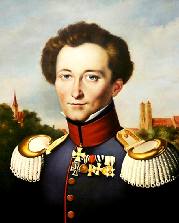 Carl von Clausewitz, a Prussian military general and theorist most well known for his aphorism about war as an extension of politics by other means, 1780-1831. Source: Wikimedia.
